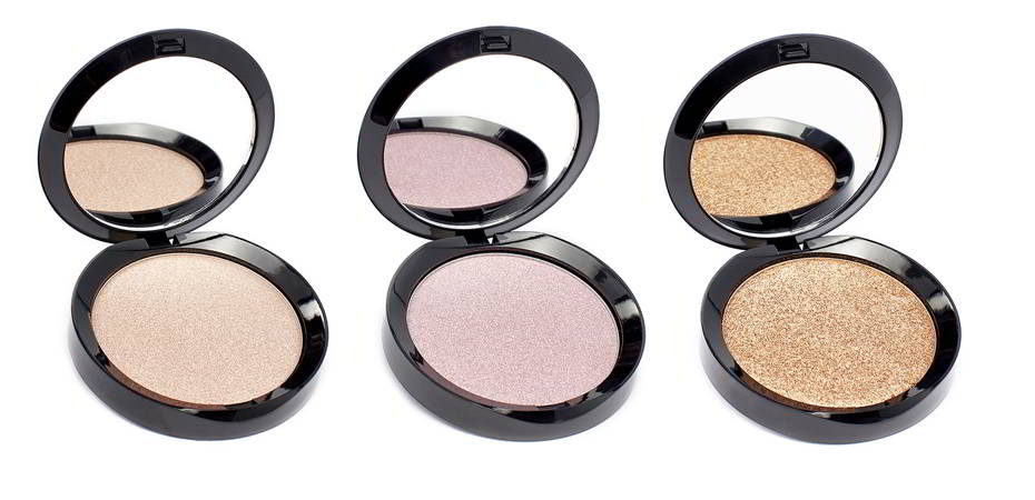 puroBIO Cosmetics highlighters